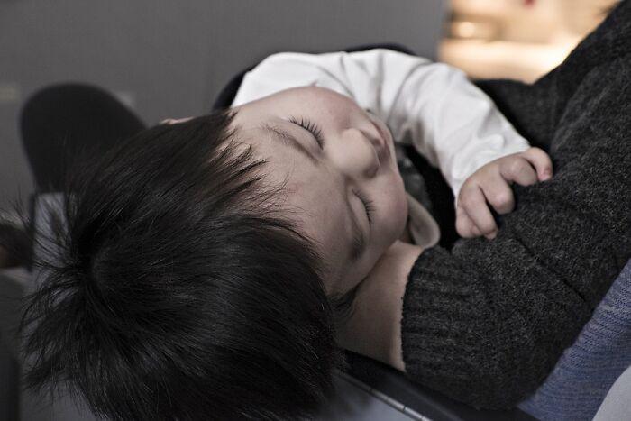 12. My favorite is always, 'Just sleep when the baby sleeps.'