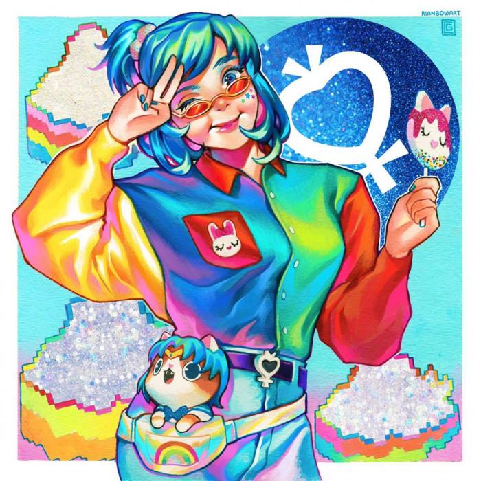 1. Sailor Mercury