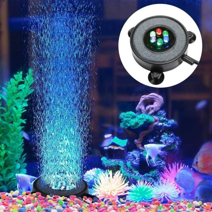 26. LED Bubble Light for Fish
