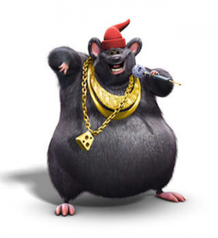 10. Biggie Cheese