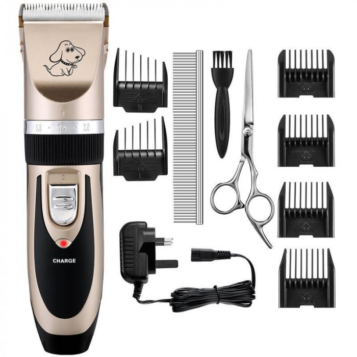 22. Clipper & Grooming Set