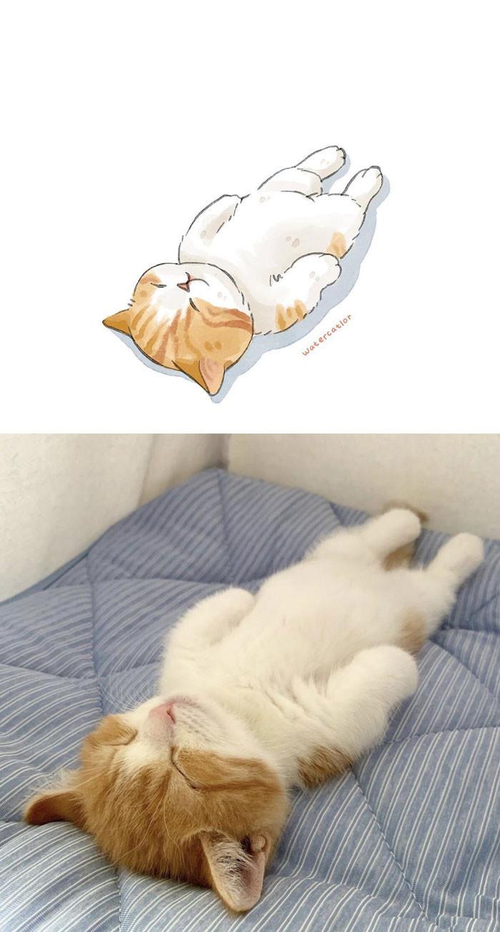 #13 I Sleeps Like Dis