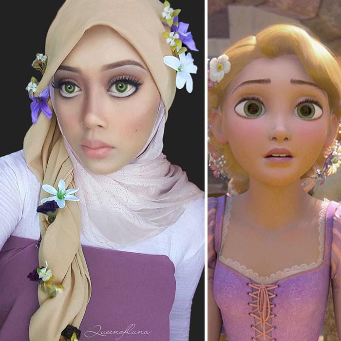 #17 Rapunzel