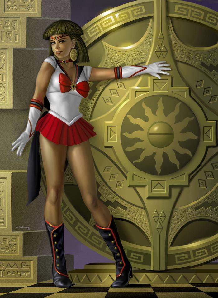 17. Sailor Hyperion