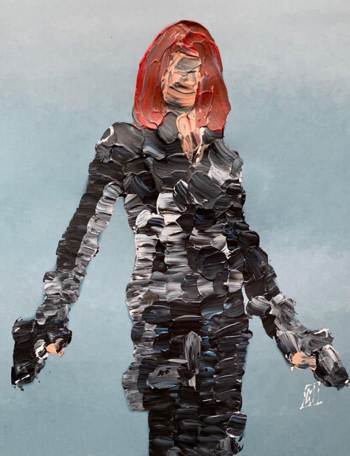 19. Black Widow