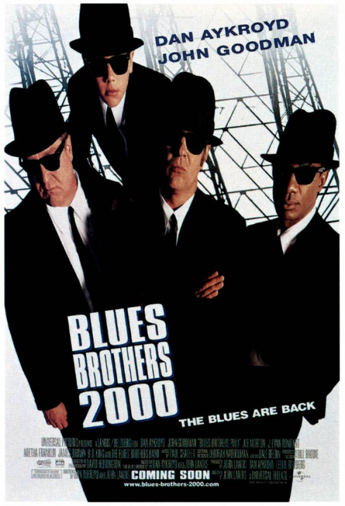 9.Blues Brothers 2000