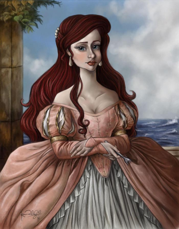 10. Princess Ariel