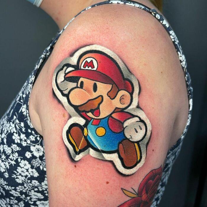 32. Super Mario