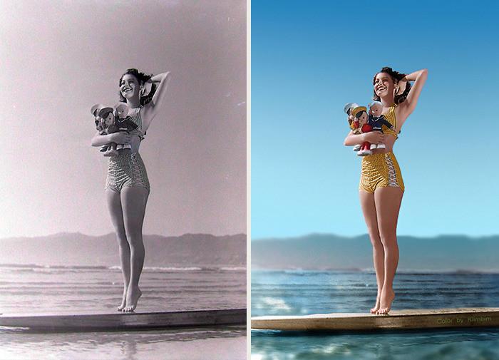 #13 Ava Gardner