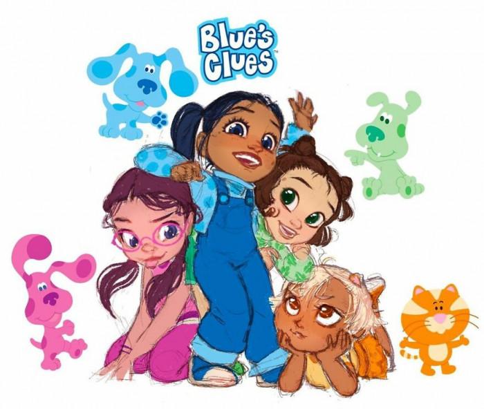 #14 Blue's Clues
