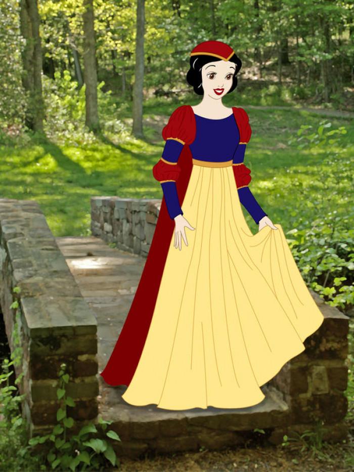 2. Snow White