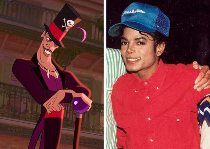 Dr. Facilier — Michael Jackson