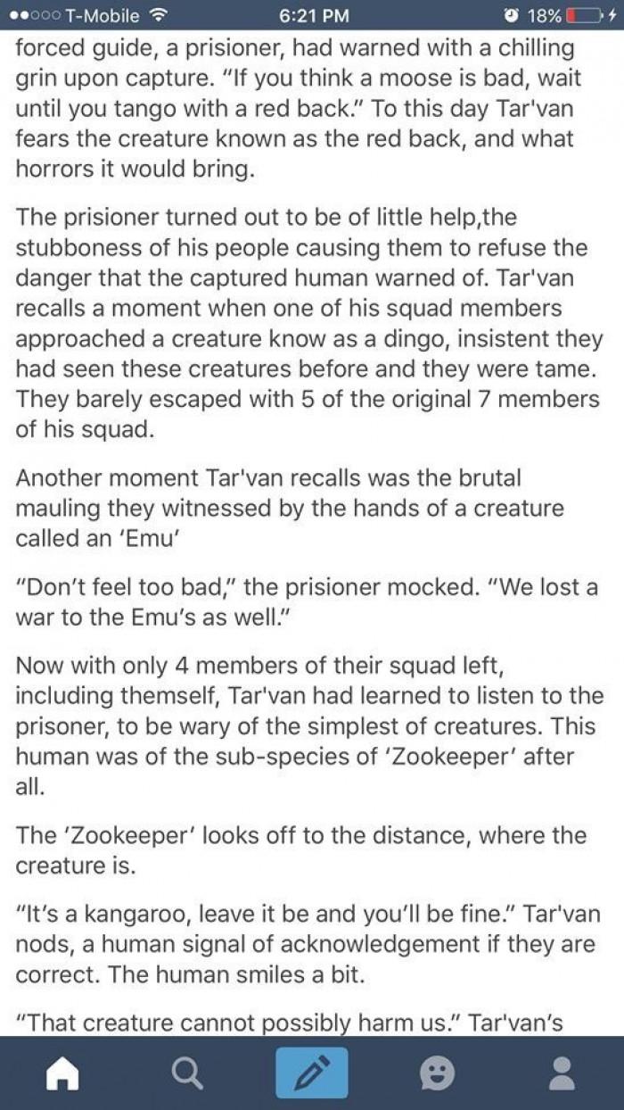 The gahhhh dammmmn emuuuuu's.