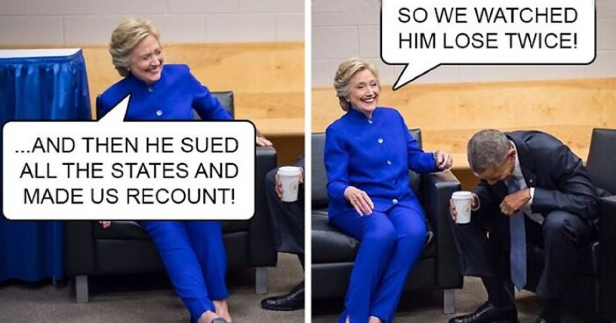 50 Of The Best Online Reactions To Trump Losing The 2020 US Election