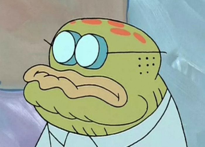2. Old Man Jenkins (Spongebob)