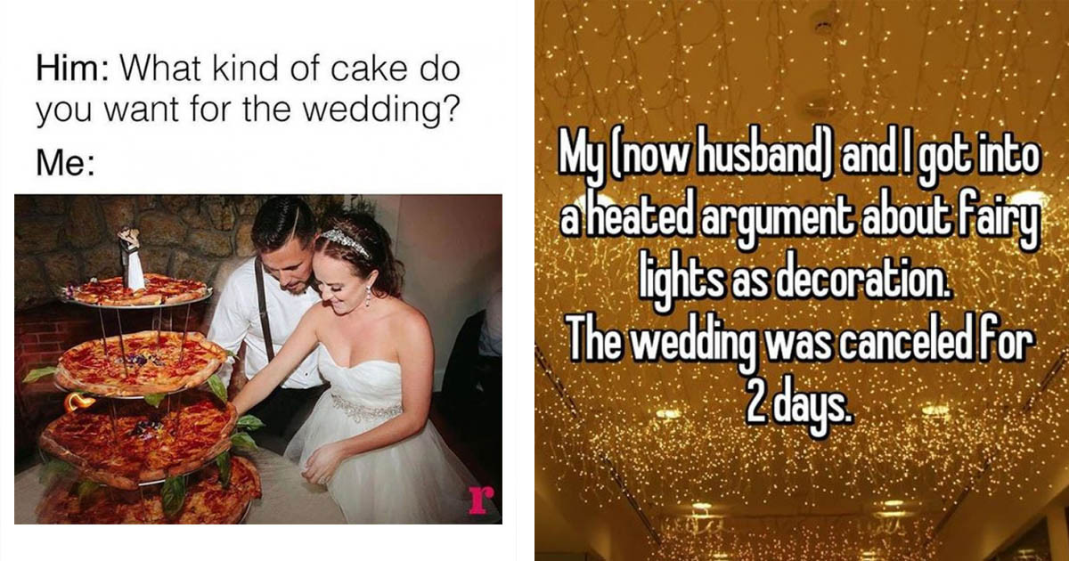 20 Funny Wedding Memes That Are Completely Understandable If You're In A Long-Term Relationship