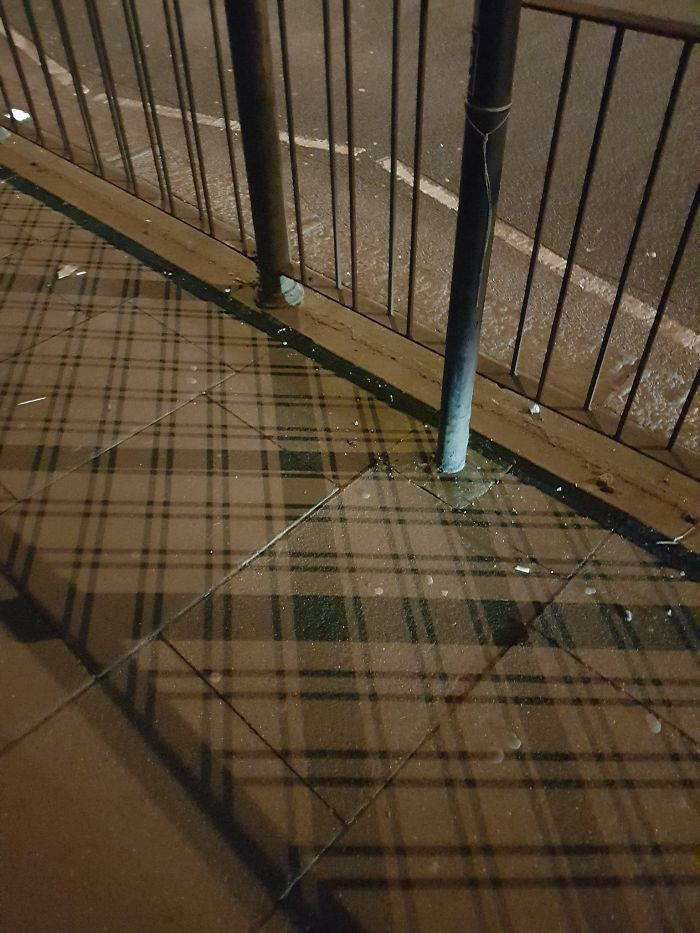 #15 Even The Shadows In Scotland Are Plaid