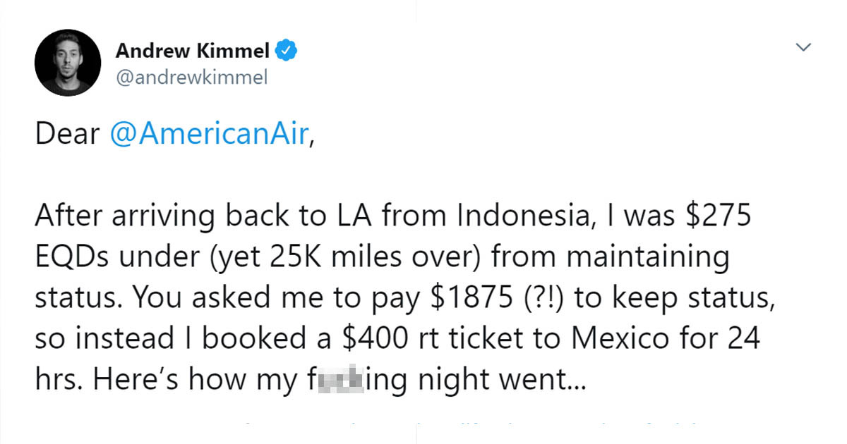 This Unfortunate Guy's One Night In Cabo Would Make An Excellent Thriller Movie, But No One Would Believe It Is Based On Real Events