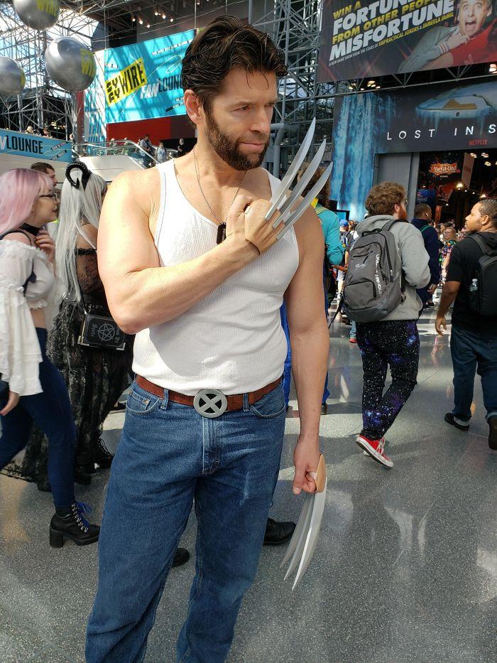 19. Wolverine