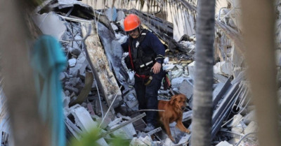 People Are Still Missing After This 12 Story Residential Building Collapsed In Florida