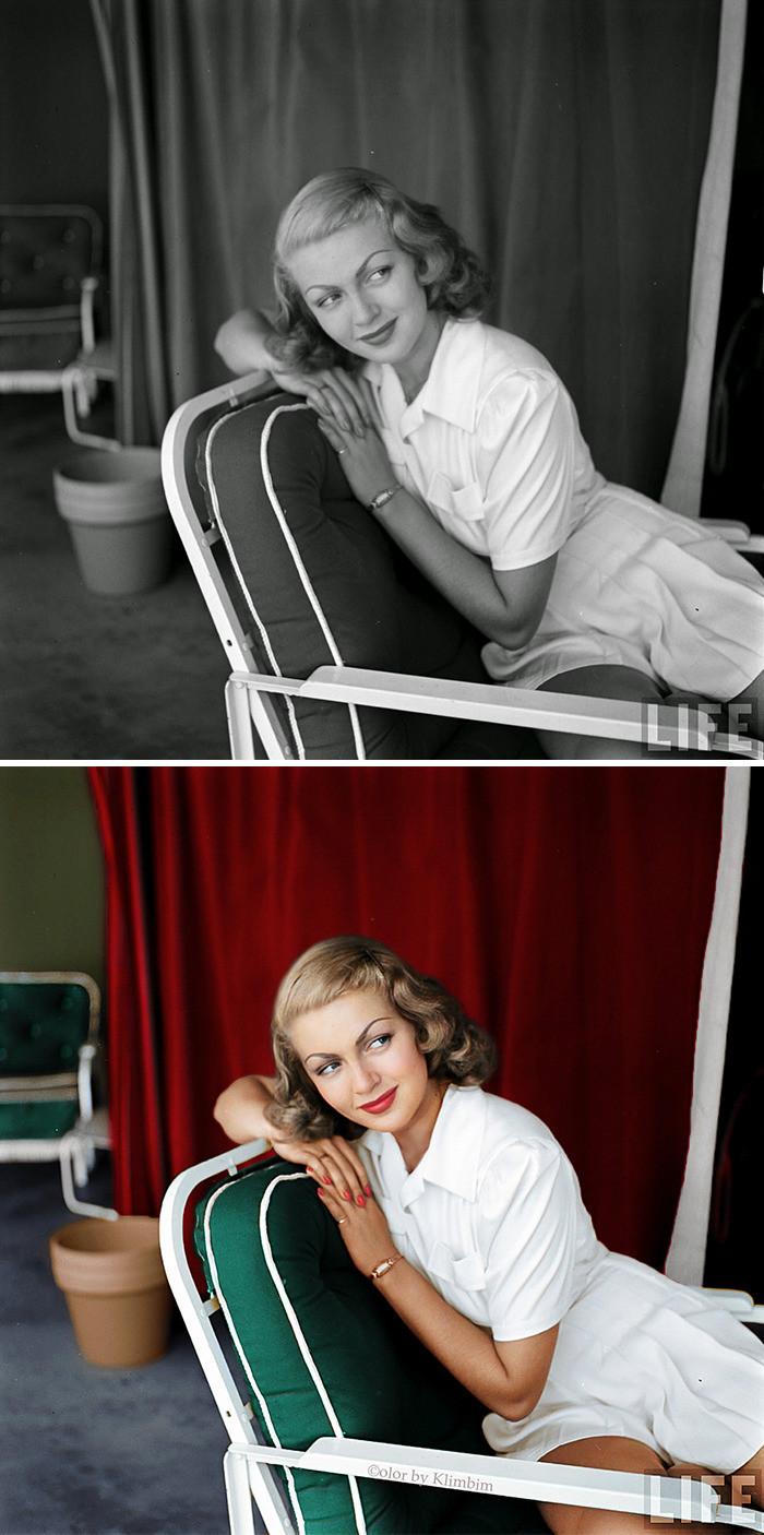 #6 Lana Turner
