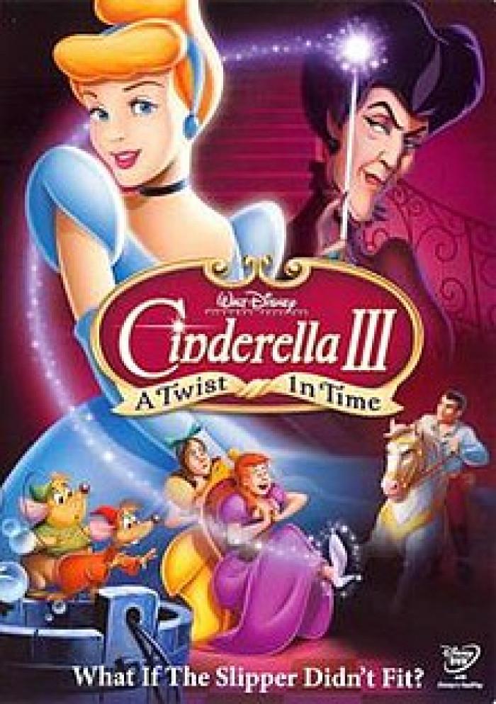 19. Cinderella 3: A Twist in Time