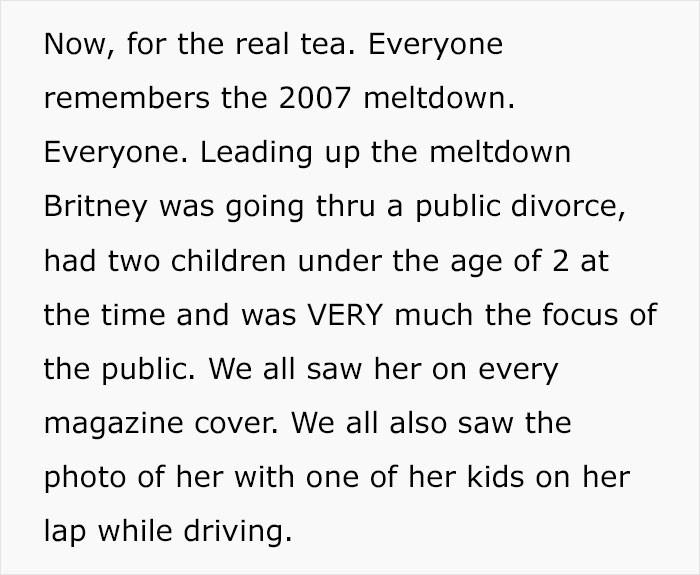 Britney's 2007 meltdown