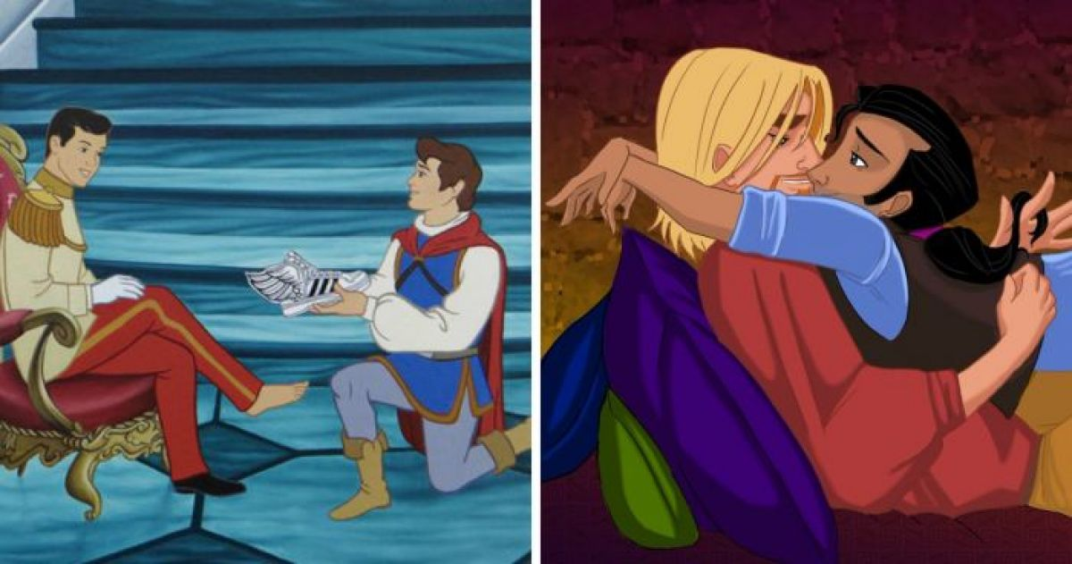 A third of brits would be uncomfortable with a gay disney princess, survey finds