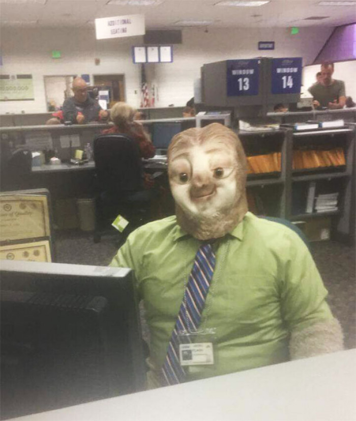 #22 So My Friend Went To The DMV On Halloween