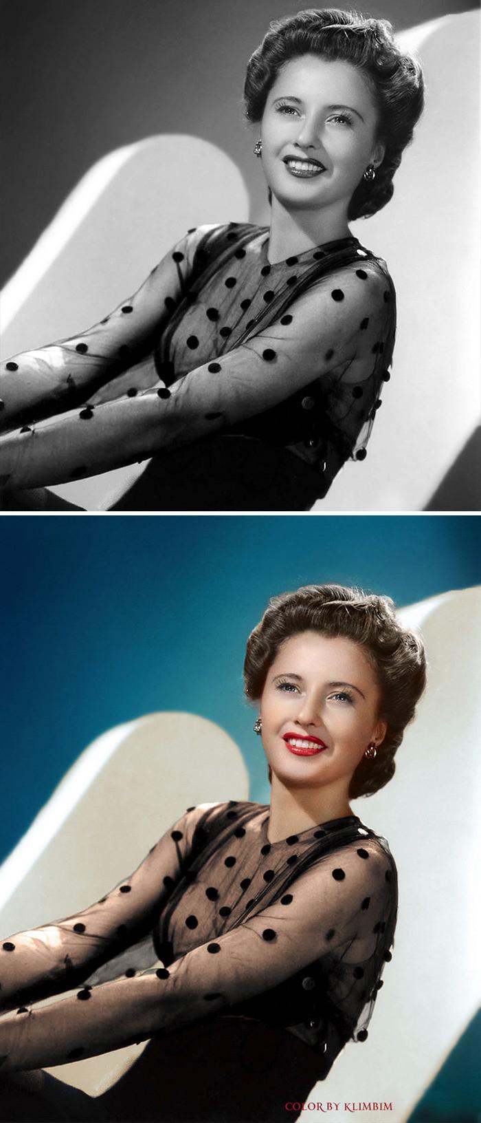 #27 Barbara Stanwyck