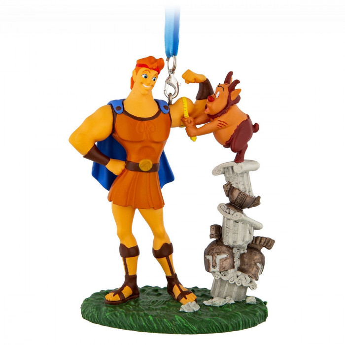 Hercules and Phil Figural Ornament for $24.99