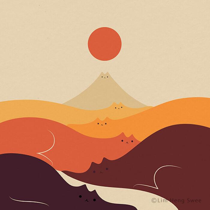 Desert vibes...