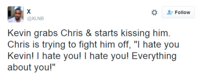 And so you should Chris.