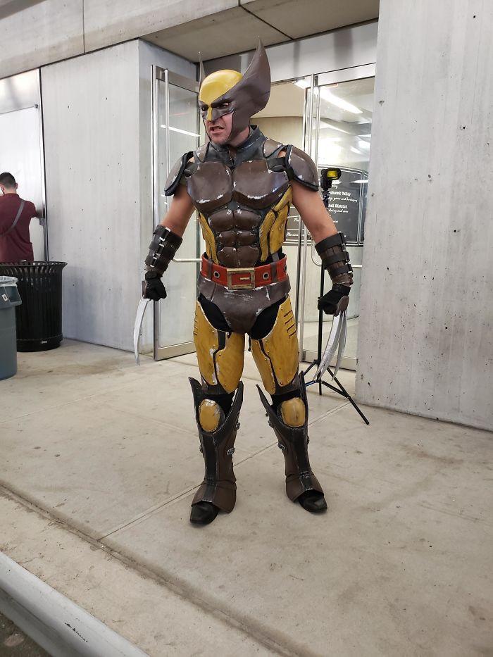 29. Wolverine