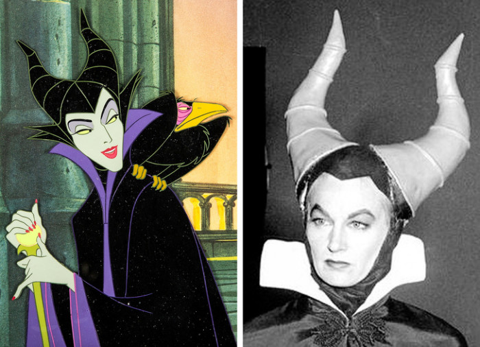 Maleficent — Eleanor Audley