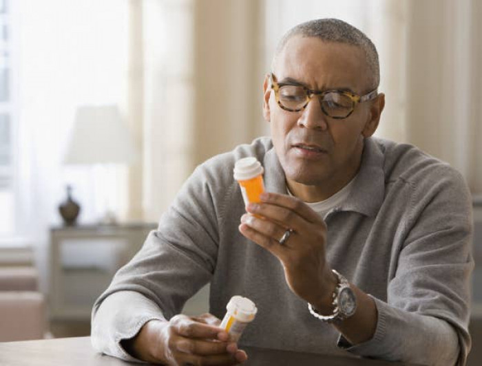 9. Keep their medication on hand.
