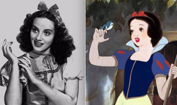 1. Adriana Caselotti, who provided the voice for Snow White was paid only $20 per day for that.