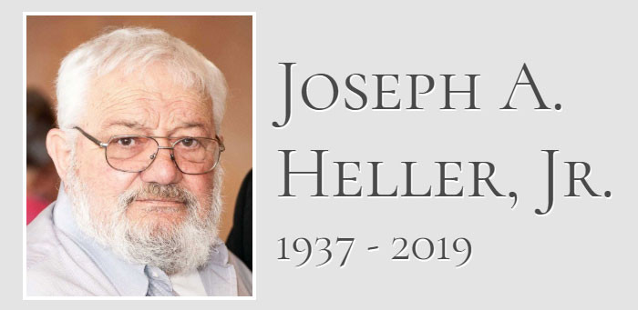 Joseph Heller was a much loved member of his family and community. He was well known as a fun-loving prankster.