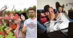Coolest Ever Grade-School Teacher Photoshops Himself Into Classic Disney Film Scenes