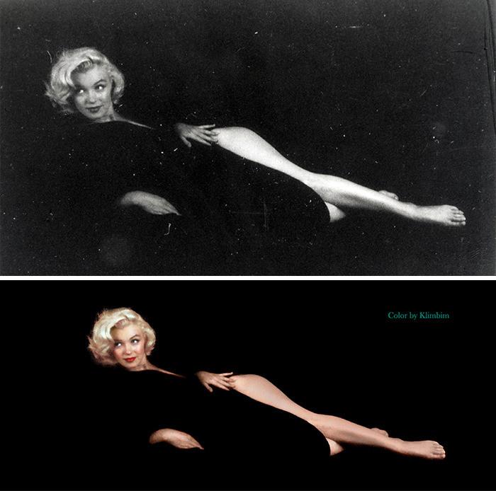 #19 Marilyn Monroe