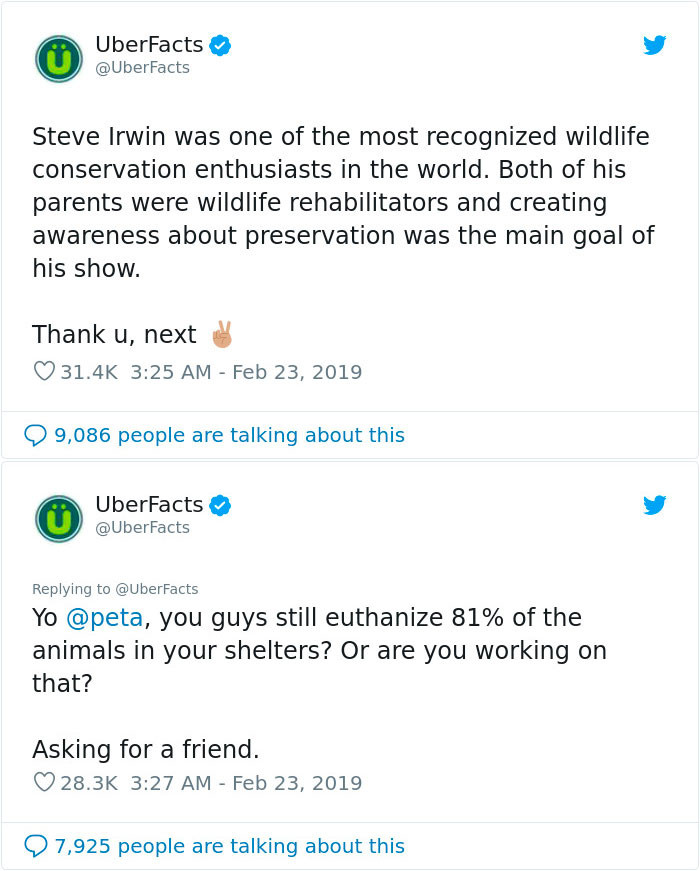 Steve Irwin's legacy lives on.