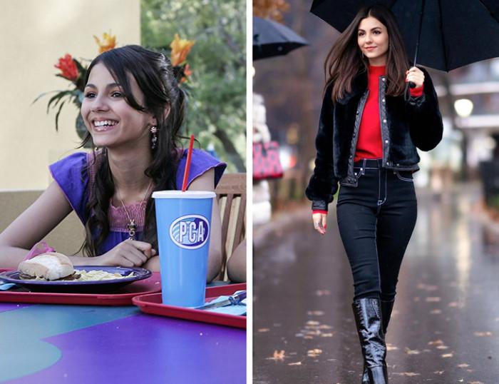 #21 Victoria Justice — Tori Vega