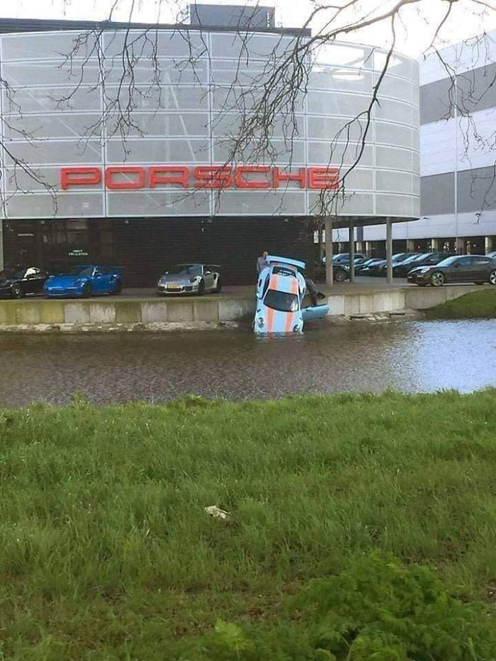 #18 Someone At Porsche Is Getting Fired Today