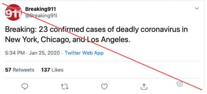 8. Confirmed US Cases?