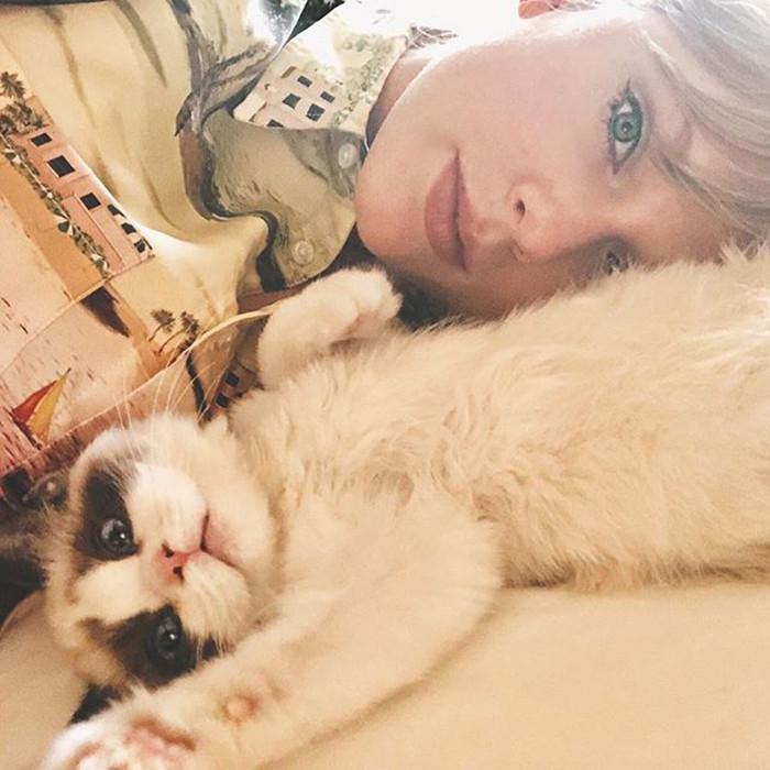 8. Taylor Swift & Benjamin