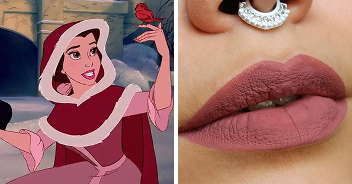 Makeup Artist Creates Incredible Looks Inspired By Disney Characters