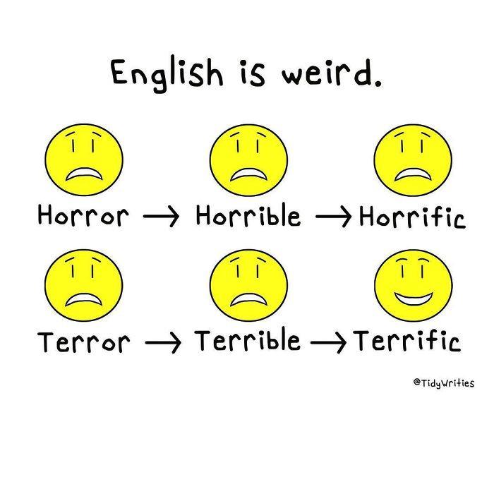 #6 Weird