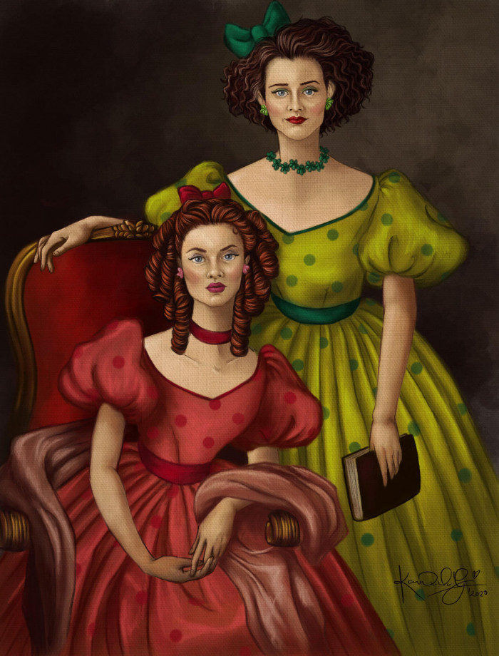 31. The Evil Step-Sisters