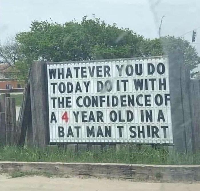#3 Confidence