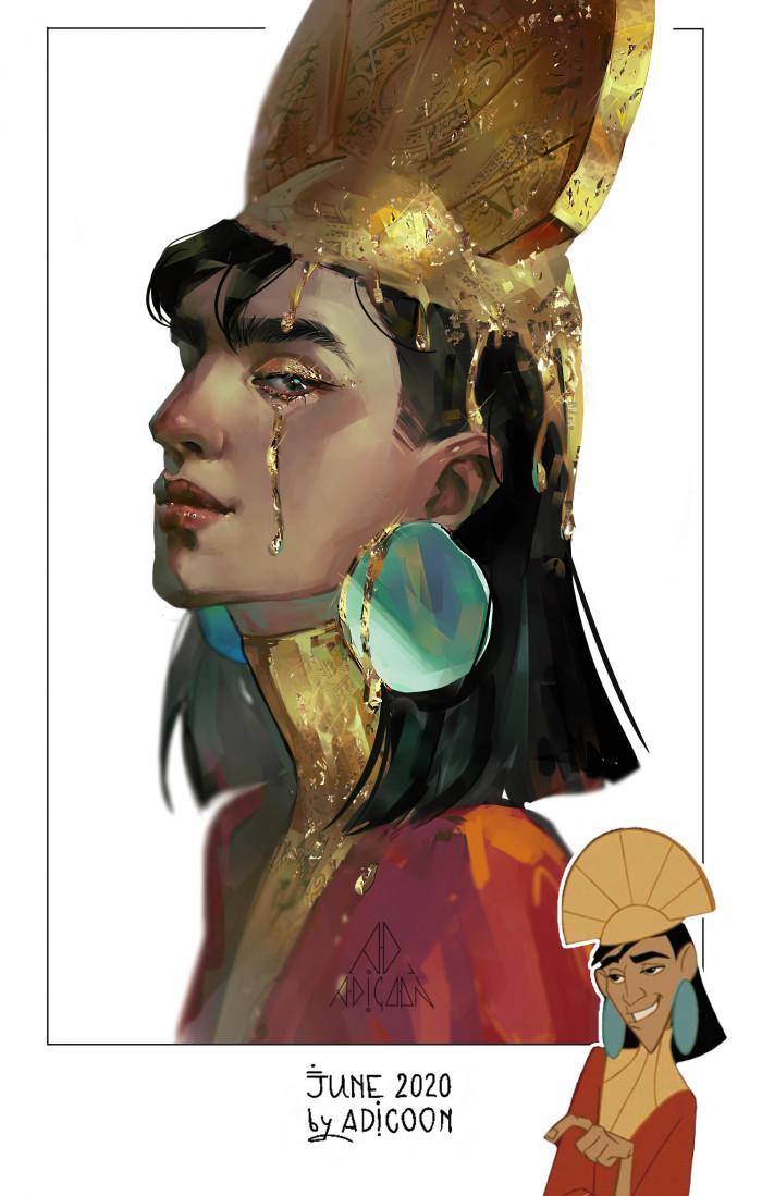 31. Emperor Kuzco